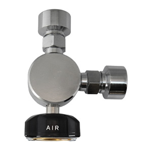 3 Way Adapter T - Air