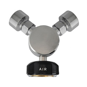 3 Way Adapter Y - Air