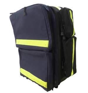 Heavy Duty Oxygen Resus Medical Backpack