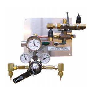 Medium Flow Automatic Change-Over Medical Gas Manifold