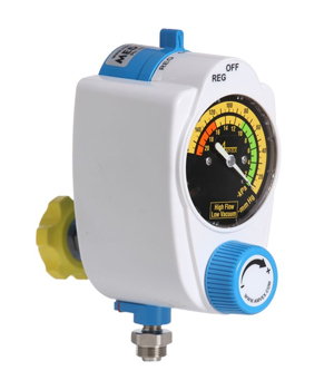 AMVEX 2 Mode, Low Suction Regulator