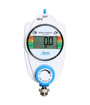AMVEX Digital Neonate Suction Regulator