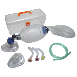 Silicon Adult Manual Resus Kit