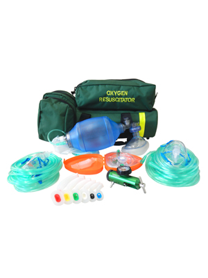 Oxygen Therapy Resuscitation Kit