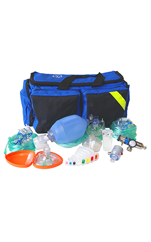 Deluxe Heavy Duty Resus Kit