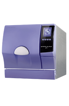 Cominox 18S VLS Autoclave with Printer and USB and Software